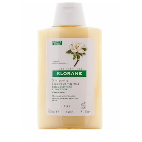 Klorane шампунь Brilliant Shine and Protection with Magnolia 200 мл klorane шампунь oil control shampoo with nettle 200 мл