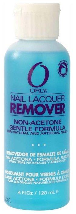 Orly Мягкая жидкость для снятия лака без ацетона Nail Polish Remover 50мл, Орли
