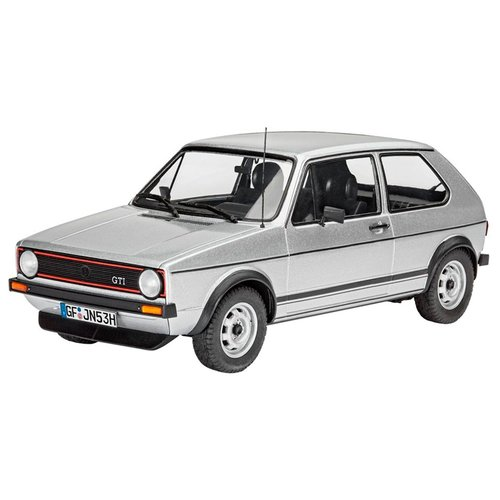 Купить Сборная модель Revell VW Golf 1 GTI (07072) 1:24, Сборные модели