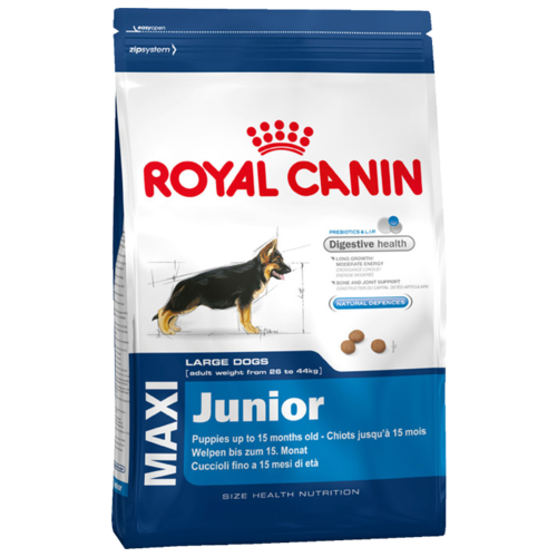 Royal Canin Maxi Junior (15 кг) Корма для собак