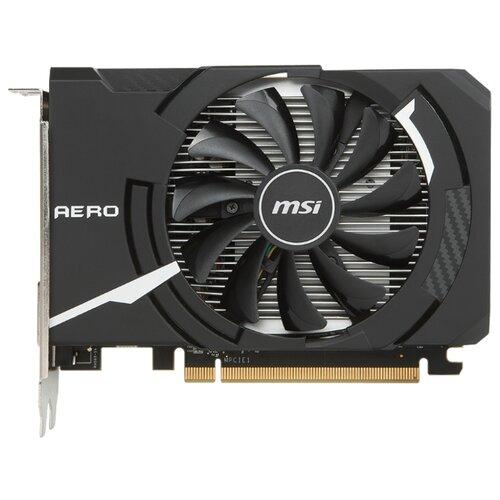 Видеокарта MSI Radeon RX 560 1196MHz PCI-E 3.0 4096MB 7000MHz 128 bit DVI HDMI HDCP AERO ITX OC Retail