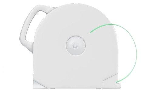 PLA пруток 3D Systems CubeX 1.75 мм светящийся неоновый зеленый