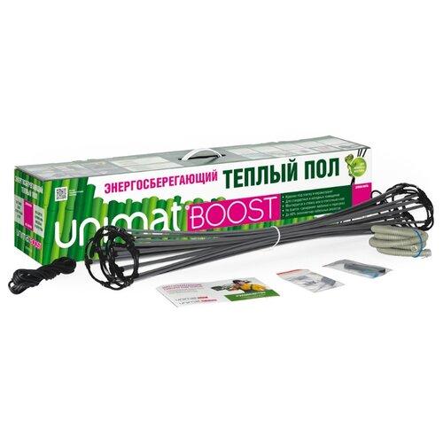 Нагревательный мат Unimat BOOST-0200 265.6Вт unimat электрический мужской мастурбатор секс игрушки для взрослых