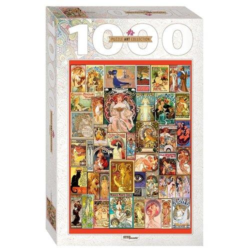 Пазл Step puzzle Art Collection Art Nouveau (79121), 1000 дет. пазл step puzzle park