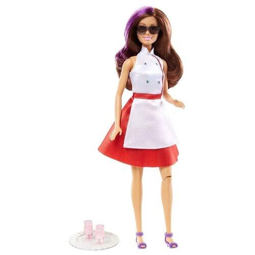 Купить Кукла Barbie Барби и команда шпионов Секретный агент Тереза, 29 см, DHF07, Куклы и пупсы
