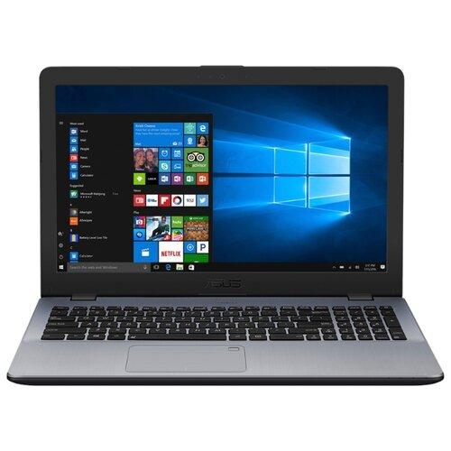 Купить Ноутбук ASUS VivoBook 15 X542UF (Intel Core i3 8130U 2200 MHz/15.6 /1920x1080/4GB/500GB HDD/DVD нет/NVIDIA GeForce MX130/Wi-Fi/Bluetooth/Windows 10 Home) серый