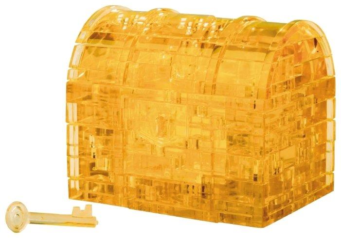 3D-пазл Магический Кристалл Сундучок со светом (9006А) цвет в ассортименте, 47 дет.