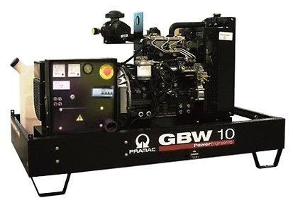 Дизельная электростанция Pramac GBW 10 P 230V с АВР
