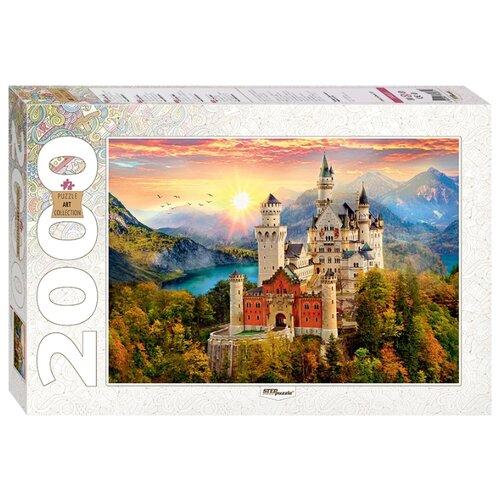 Купить Пазл Step puzzle Сказочный замок (84031), 2000 дет., Пазлы