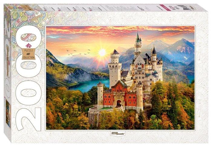 Пазл Step puzzle Сказочный замок (84031) , элементов: 2000 шт.