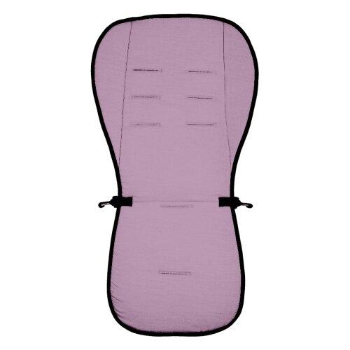 Купить Матрас для прогулочной коляски Altabebe Lifeline Polyester + 3D Mesh 83 x 42 розовый, Матрасы и наматрасники