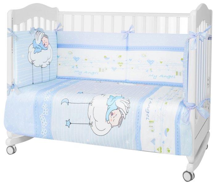 Pituso комплект в кроватку My Angel (6 предметов)