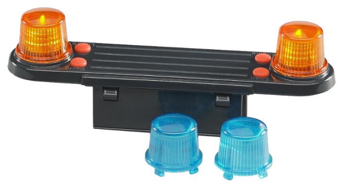 Модуль Bruder со световыми и звуковыми эффектами для автомобилей фото 1