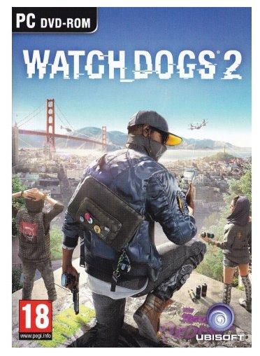 Watch Dogs 2 Английская Версия (PS4)