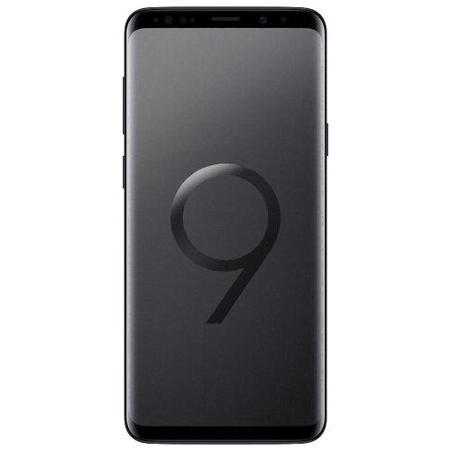 Смартфон Samsung Galaxy S9 Plus 64GB черный бриллиант (SM-G965FZKDSER) смартфон samsung galaxy s9 sm g965f 64gb бургунди