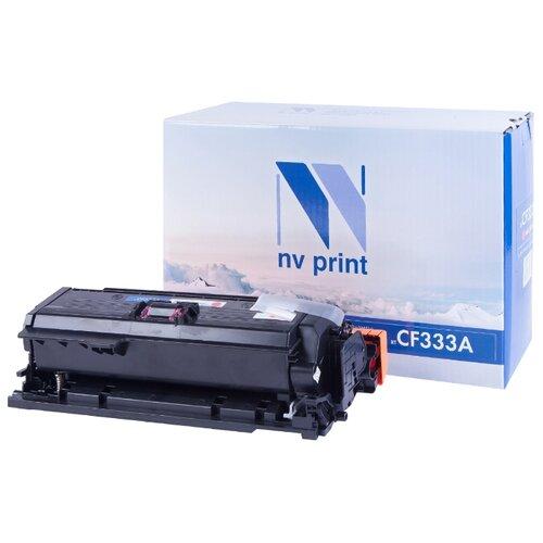 Фото - Картридж NV Print CF333A для HP, совместимый картридж nv print cb383a для hp совместимый