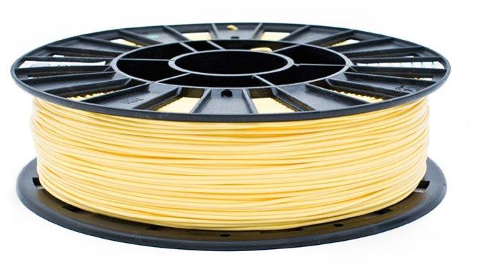 PLA пруток REC 1.75 мм желтый