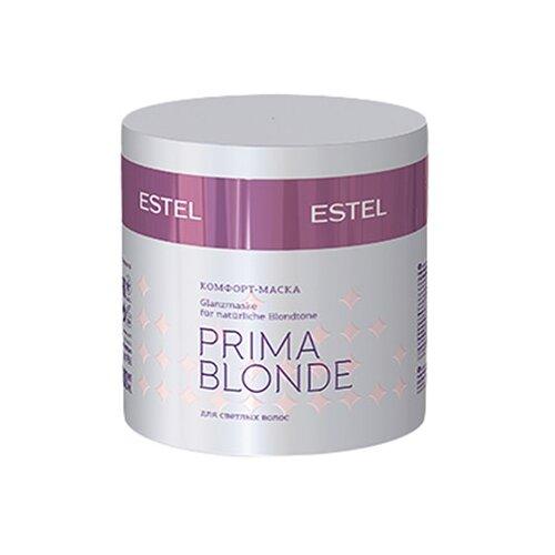 Купить Estel Professional PRIMA BLONDE Комфорт-маска для светлых волос, 300 мл