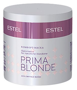 Estel Professional PRIMA BLONDE Комфорт-маска для светлых волос