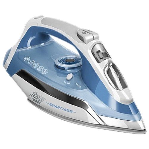 Утюг REDMOND RI-C255S голубой/серебристый/белый