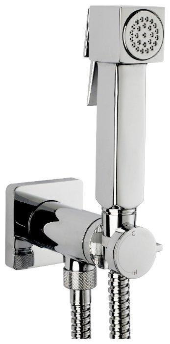 Гигиенический душ Bossini Cube Brass Set E38001 CR