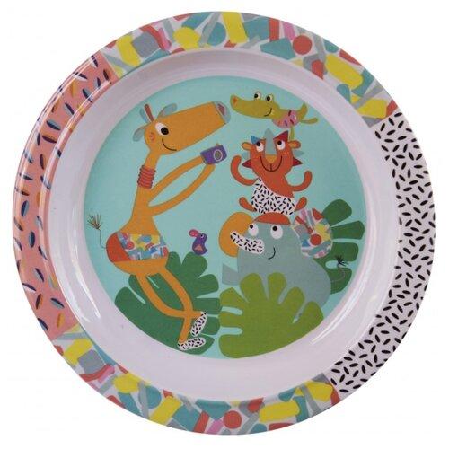 Тарелка Ebulobo Зоопарк (E85001)Посуда<br>