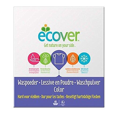 Стиральный порошок ecover Color 3 кг картонная пачка