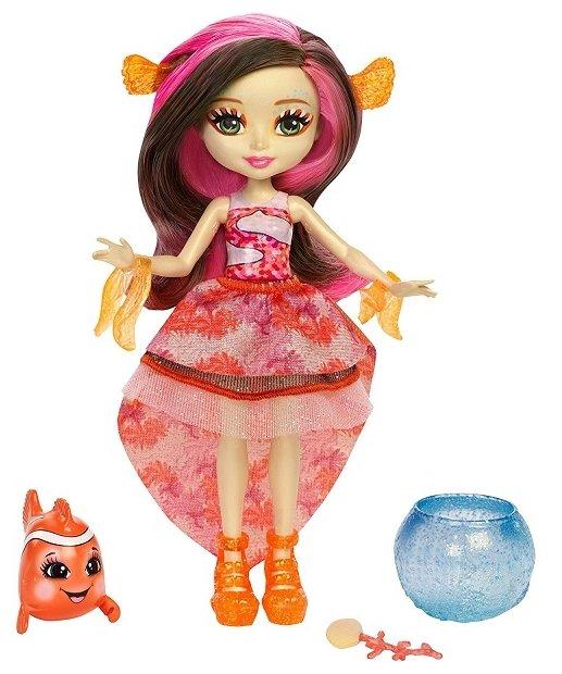 Кукла Enchantimals Морские подружки с друзьями Кларита Ры... — купить по выгодной цене на Яндекс.Маркете