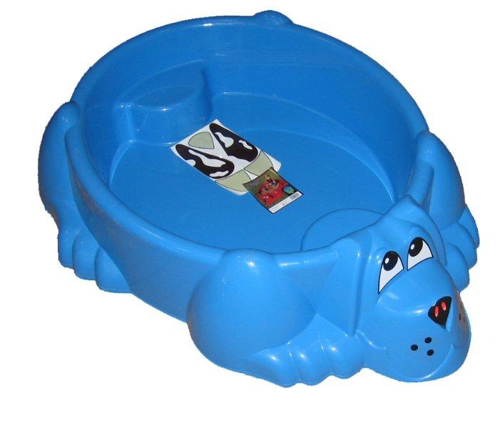 Песочница-бассейн PalPlay (Marian Plast) Собачка