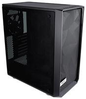 Компьютерный корпус Fractal Design Meshify C TG Black