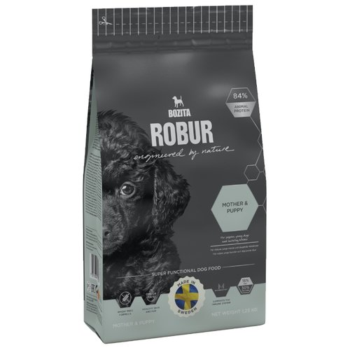 Корм для собак Bozita (1.25 кг) Robur Mother & PuppyКорма для собак<br>
