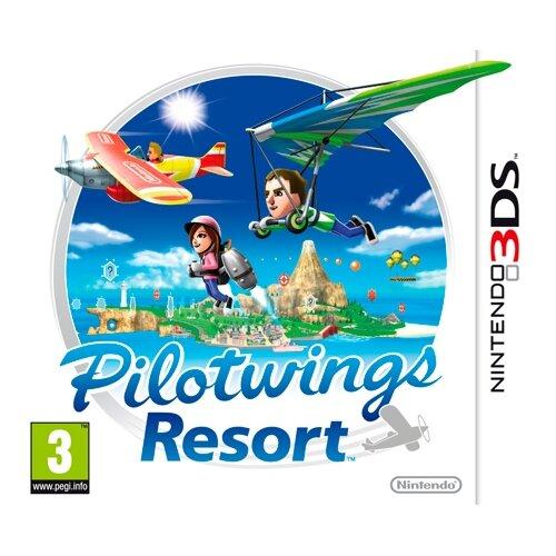 Игра для Nintendo 3DS Pilotwings Resort