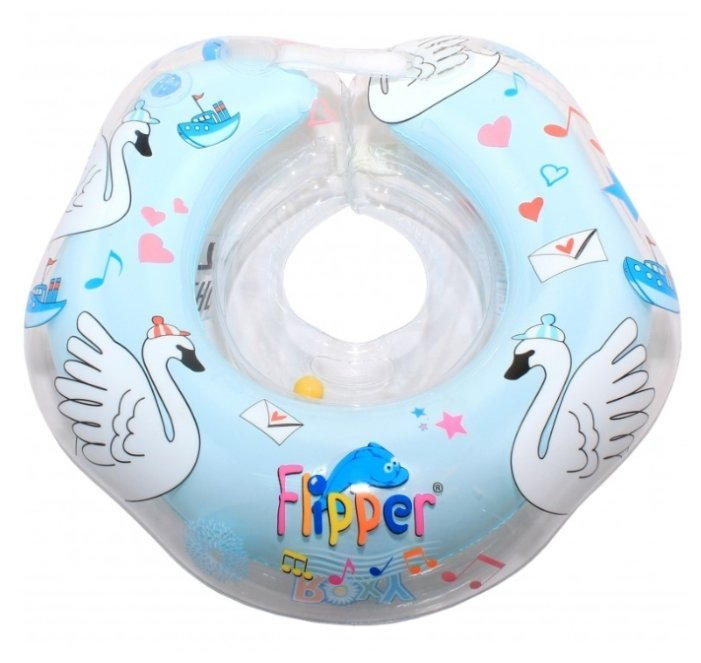 Круг на шею Flipper Лебединое озеро FL004/FL005