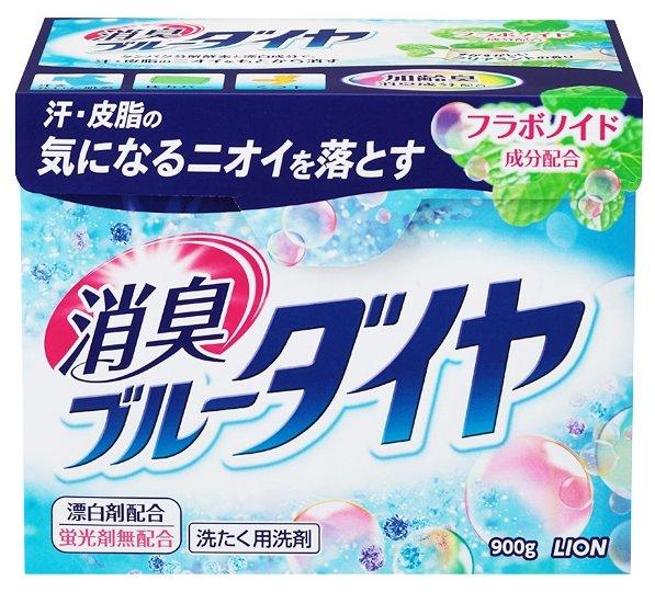 Стиральный порошок Lion Shoushu Blue Dia