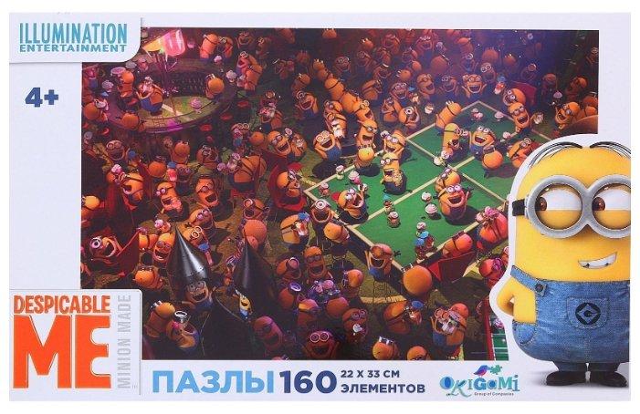 Пазл Origami Minions (01788), 160 дет.