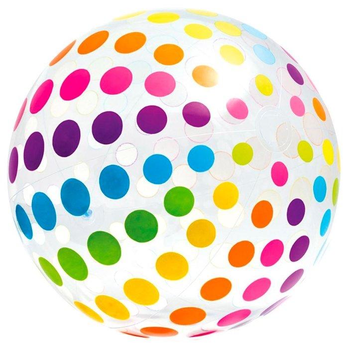 INTEX Мяч надувной 107 см [59065]