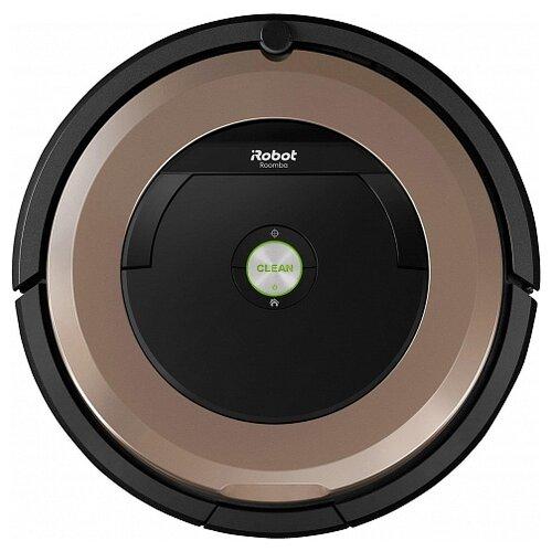 Робот-пылесос iRobot Roomba 895 бронза/черный