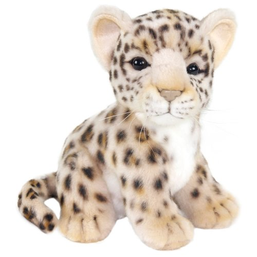 Мягкая игрушка Hansa Детёныш леопарда 18 см мягкая игрушка hansa детёныш леопарда 18 см