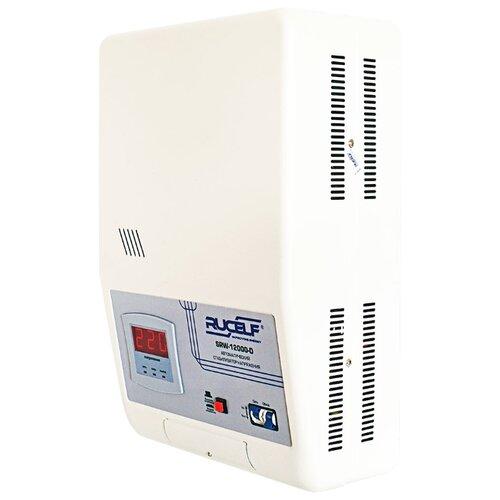 цена на Стабилизатор напряжения однофазный RUCELF SRW-12000-D