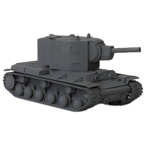 Сборная модель ZVEZDA Советский тяжелый танк КВ-2 (3608) 1:35 сборная модель звезда zvezda советский тяжелый танк т 35 5061