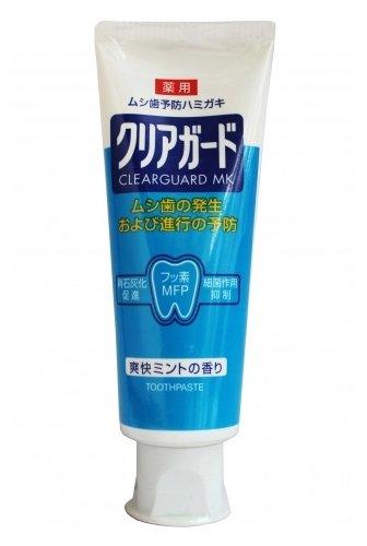Зубная паста SUNSTAR Clear Guard лечебно-профилактическая