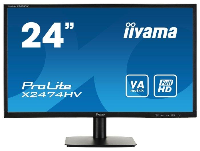 Iiyama ProLite X2474HV-1