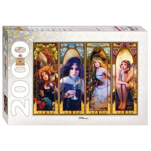Купить Пазл Step puzzle Art Collection Бенте Шлик Феи (84030), 2000 дет., Пазлы
