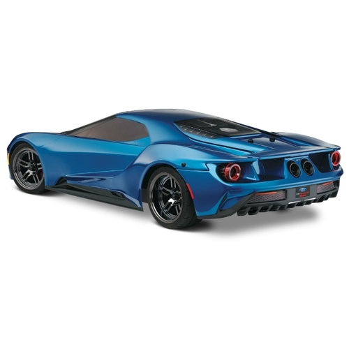 Гоночная машина Traxxas Ford GT 1/10 4WD (83056-4) 1:10 44.8 см