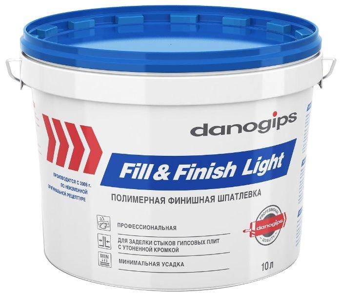 Шпатлевка Sheetrock Fill&Finish Light