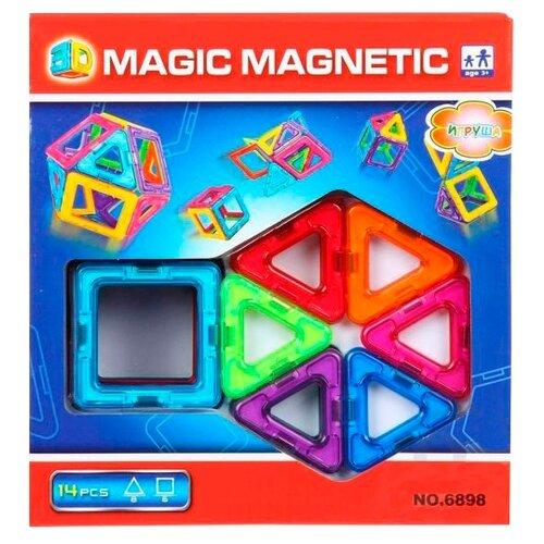 Магнитный конструктор Игруша Magic Magnetic i-JH6898