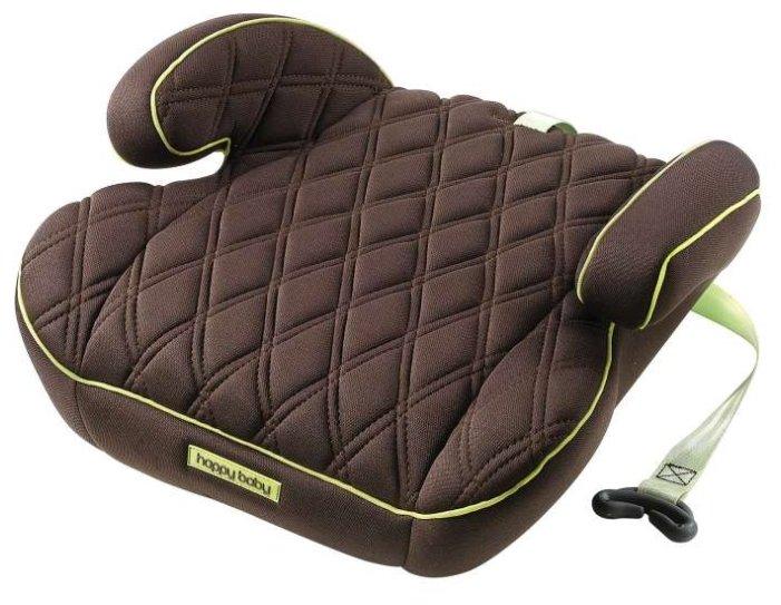 Автокресло группа 2/3 (15-36 кг) Happy Baby Booster Rider