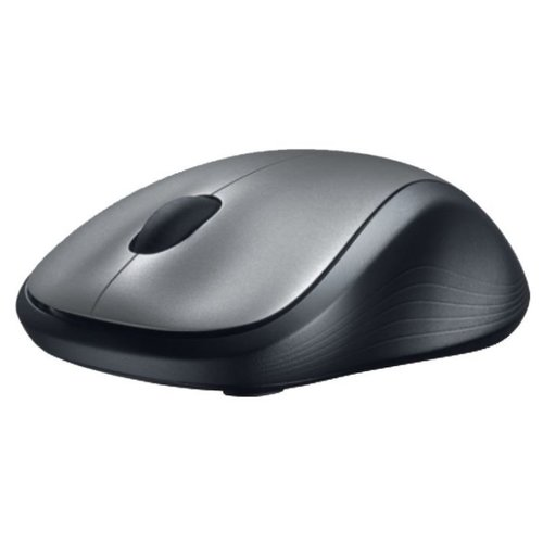 цена на Мышь Logitech Wireless Mouse M310 Silver-Black USB