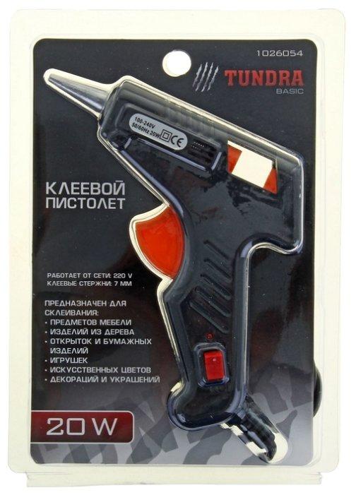 Клеевой пистолет TUNDRA Basic 1026054