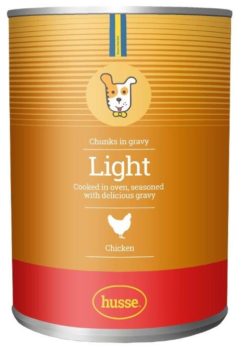 Корм для собак Husse Консервы для пожилых собак и с избыточным весом Light